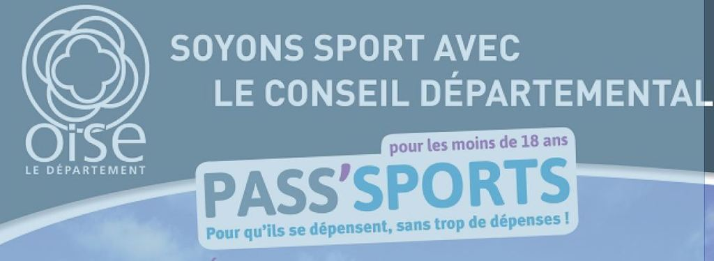 COUPON SPORT du CONSEIL DEPARTEMENTAL