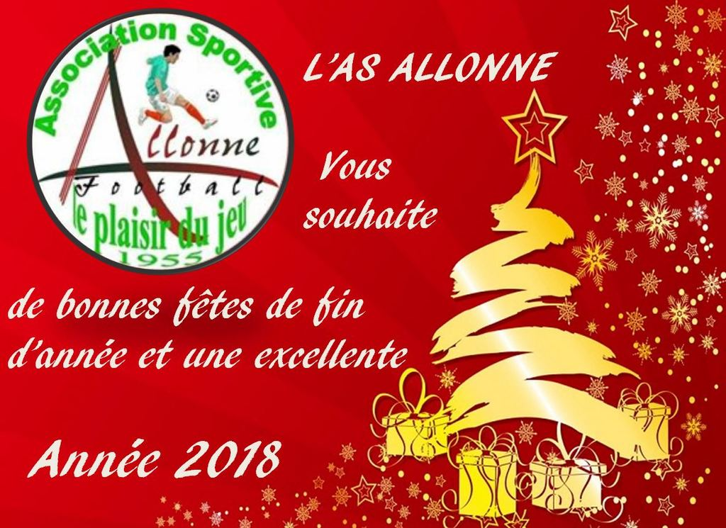 Www Joyeux Noel.Joyeux Noel As Allonne Football Oise Seniors Jeunes